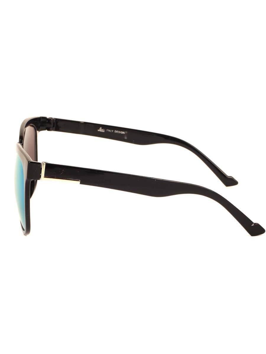 Солнцезащитные очки Loris 3701 Зеленые