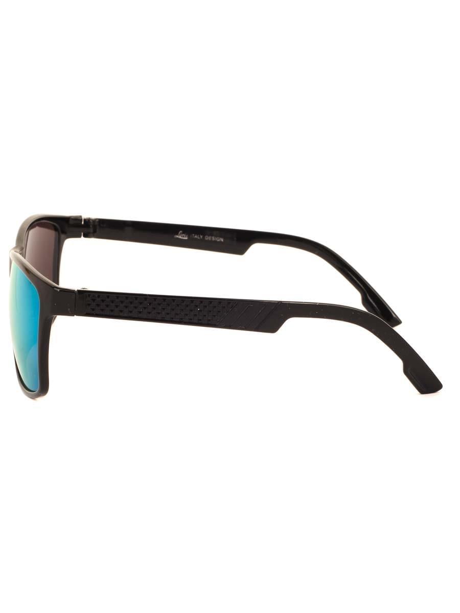 Солнцезащитные очки Loris 3702 Зеленые