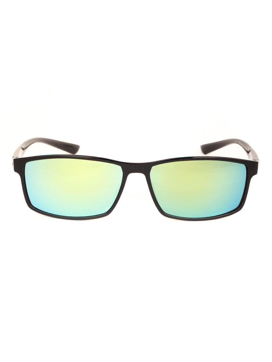Солнцезащитные очки Loris 3703 Зеленые