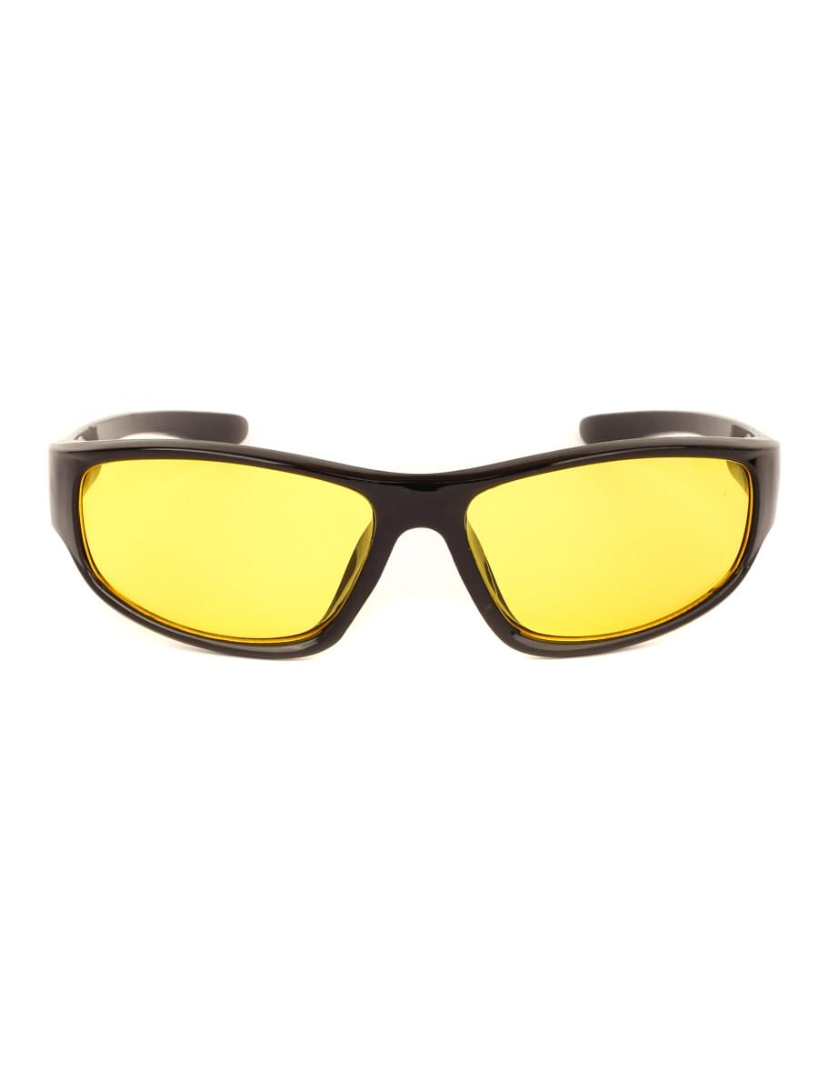 Очки для водителей антифары BOSHI 2005 Черные Глянцевые