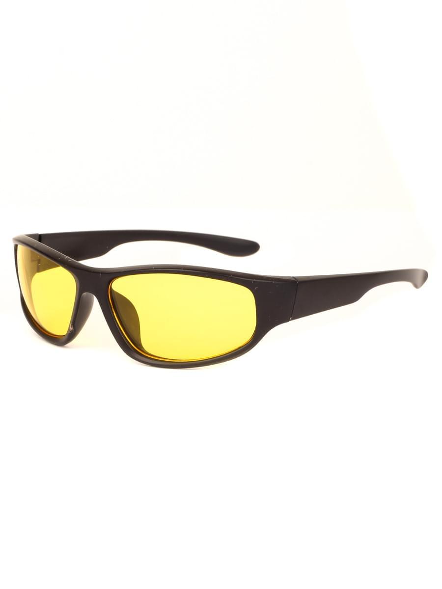 Очки для водителей антифары BOSHI 2005 Черные Матовые