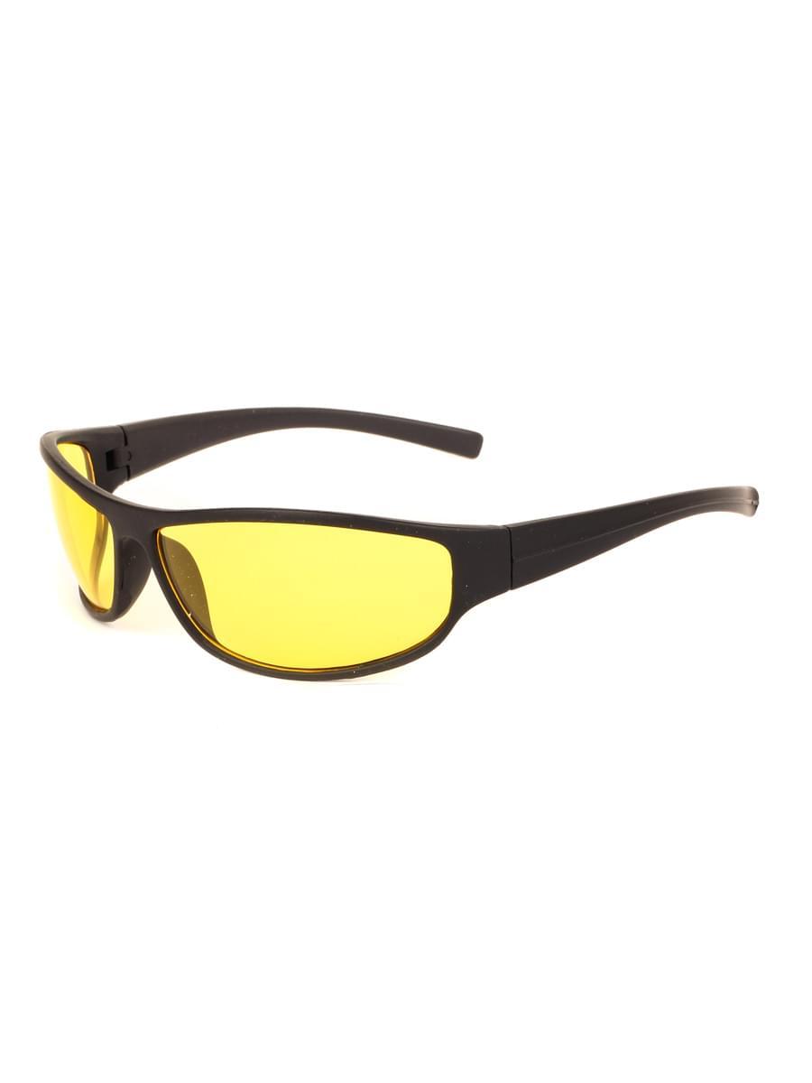 Очки для водителей антифары BOSHI 2006 Черные Матовые