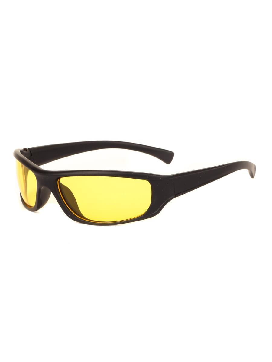 Очки для водителей антифары BOSHI 2008 Черные Матовые