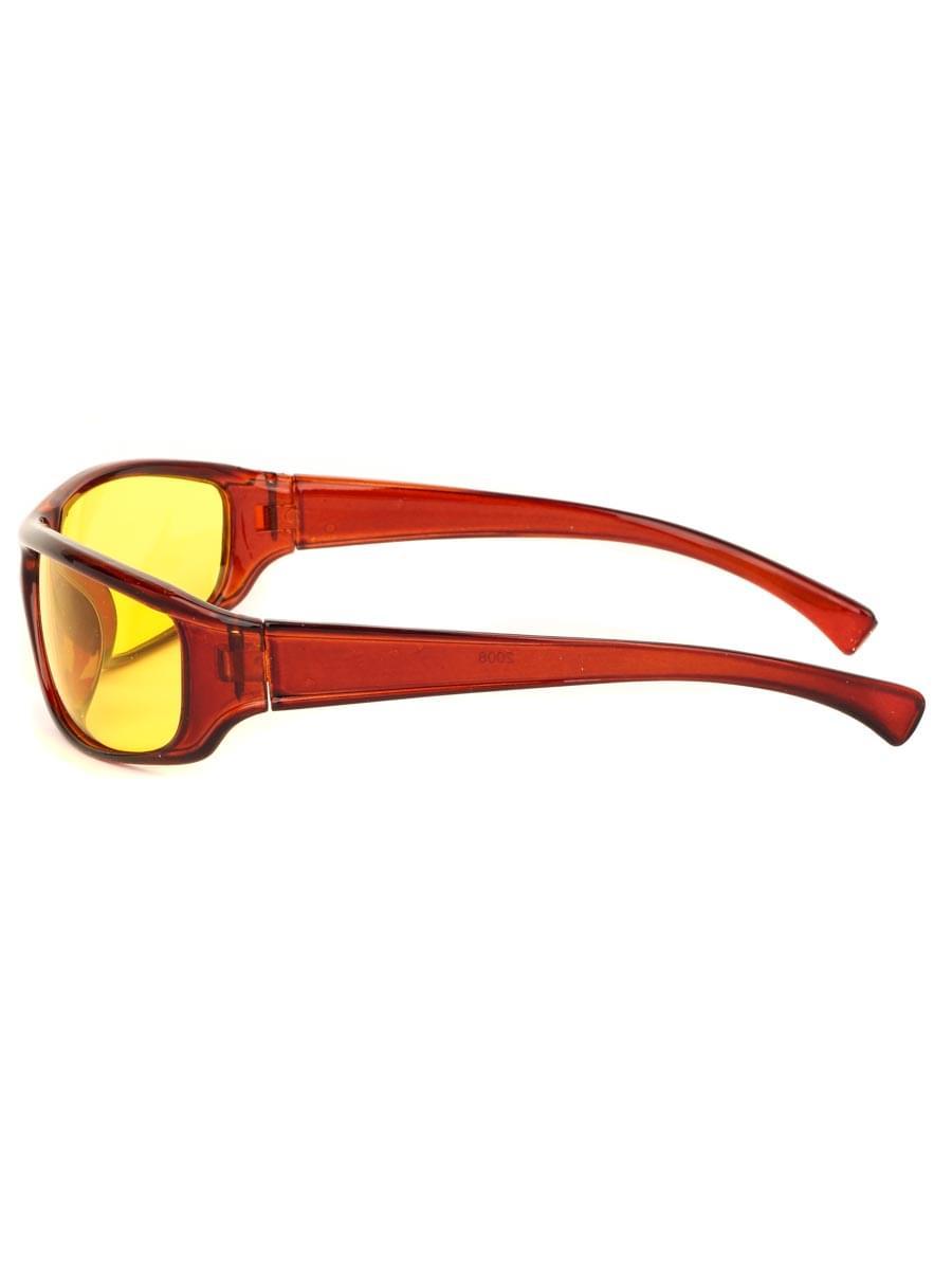Очки для водителей антифары BOSHI 2008 Коричневые