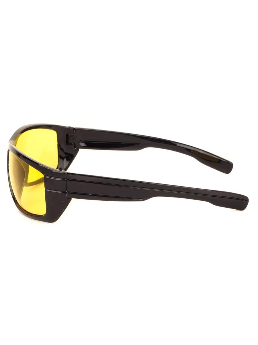 Очки для водителей антифары BOSHI 2009 Черные Глянцевые