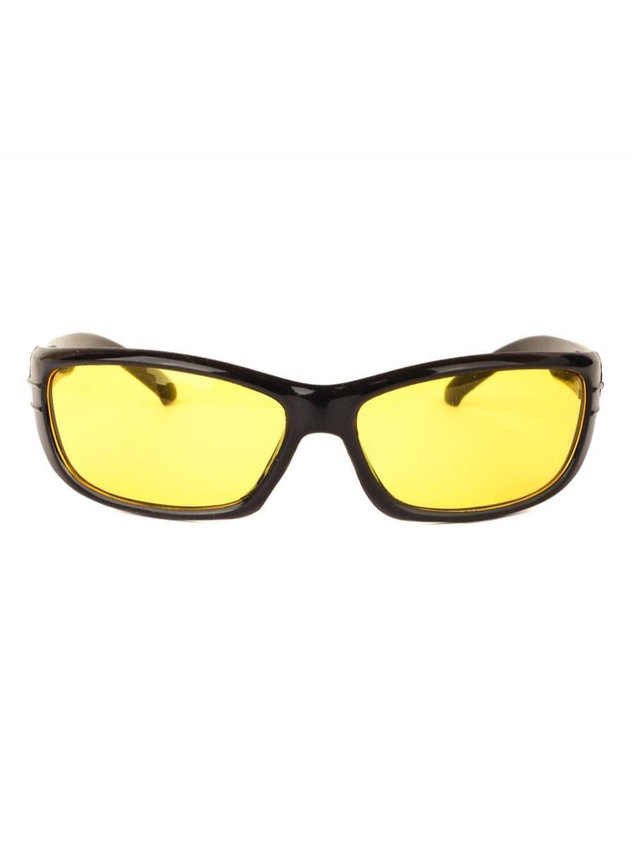Очки для водителей антифары Kanevin 2001 Черные Матовые