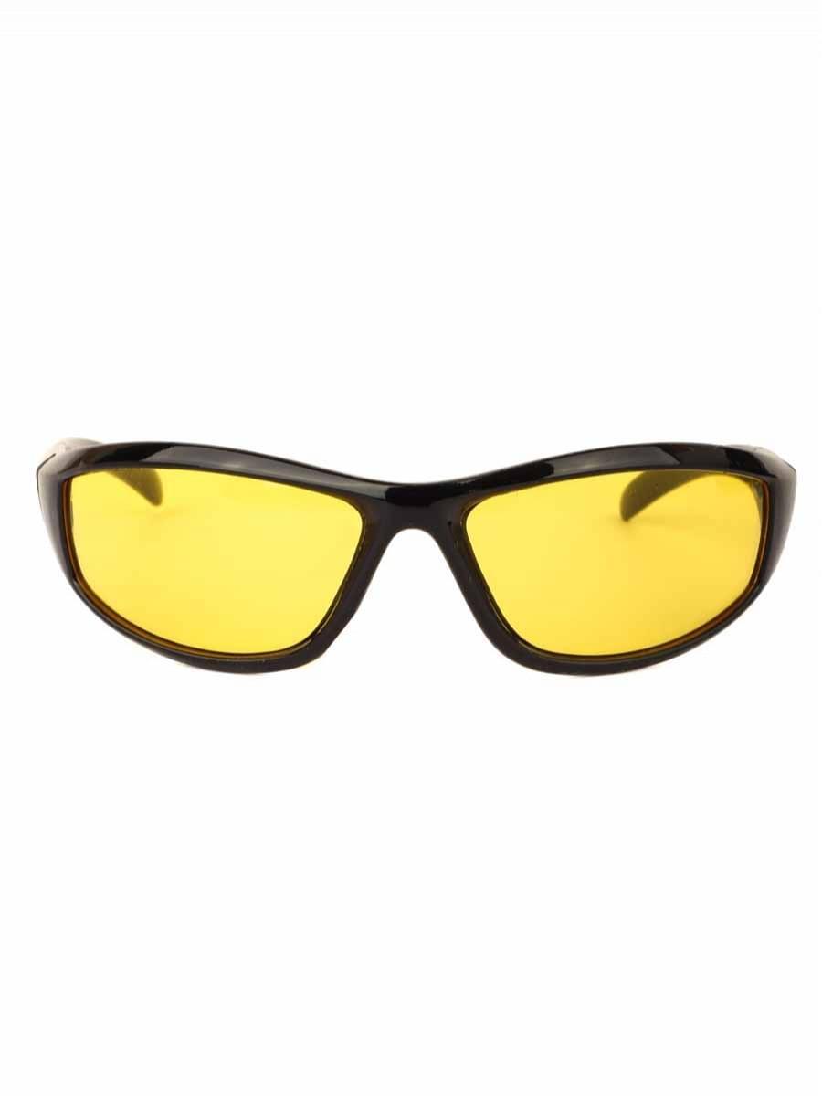 Очки для водителей антифары Kanevin 2002 Черные Глянцевые