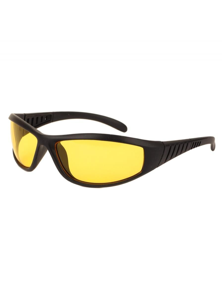 Очки для водителей антифары Kanevin 2002 Черные Матовые