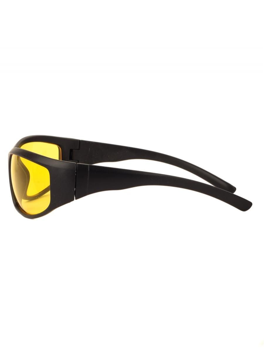 Очки для водителей антифары Kanevin 2004 Черные Матовые