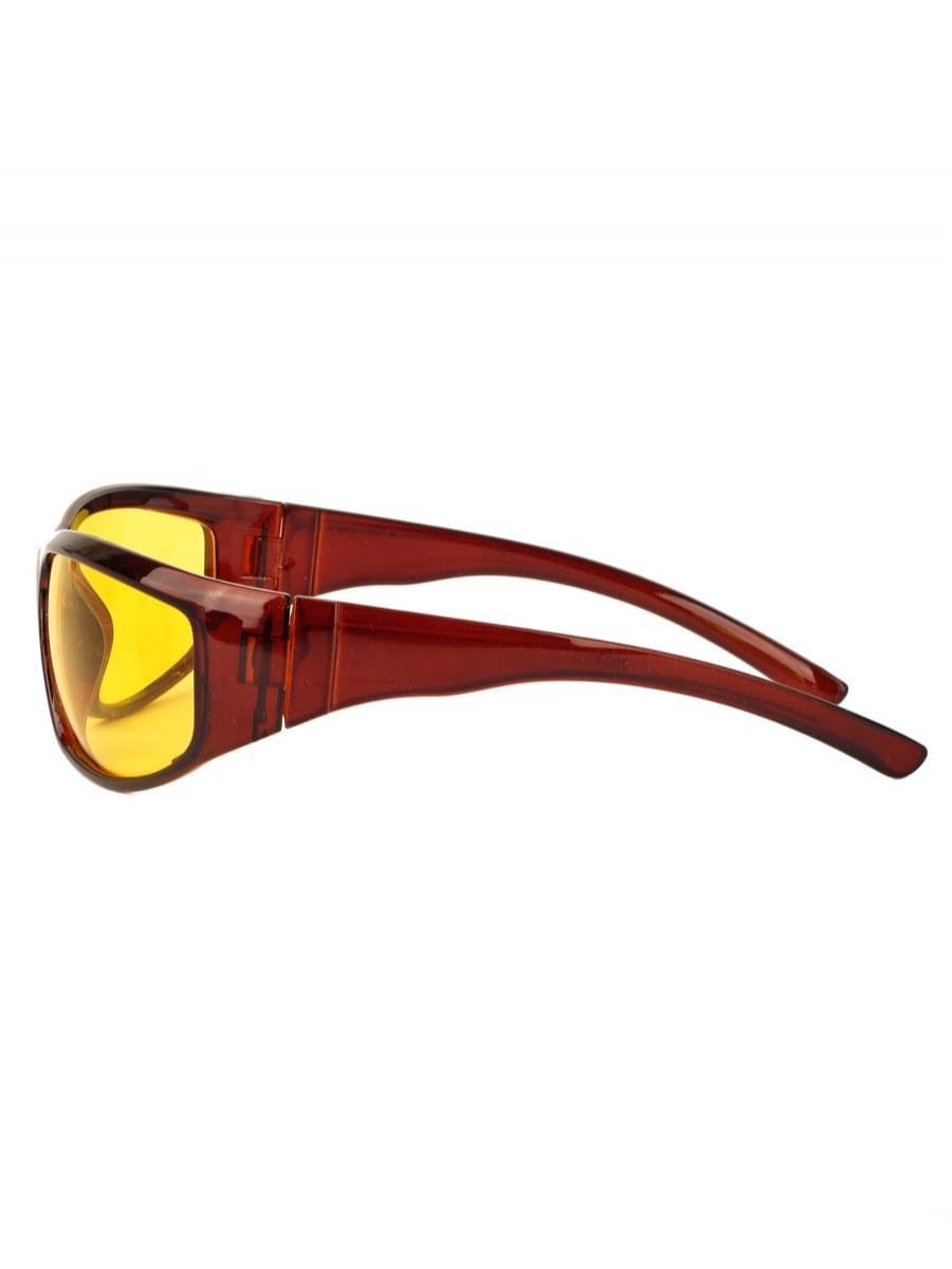 Очки для водителей антифары Kanevin 2004 Коричневые