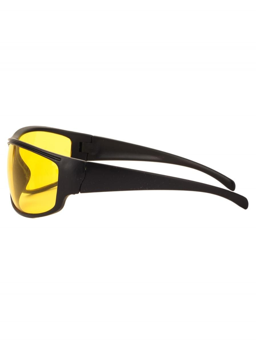 Очки для водителей антифары Kanevin 2007 Черные Матовые