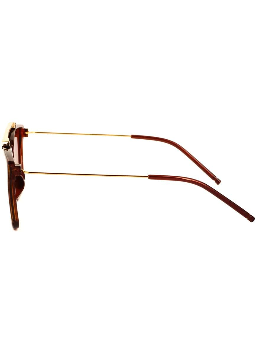 Солнцезащитные очки SUNFIX 704 Коричневые