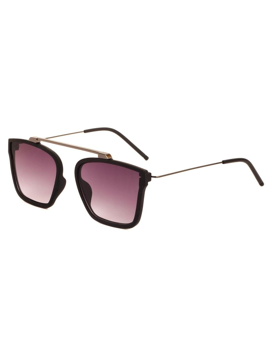 Солнцезащитные очки SUNFIX 704 Серые Черные