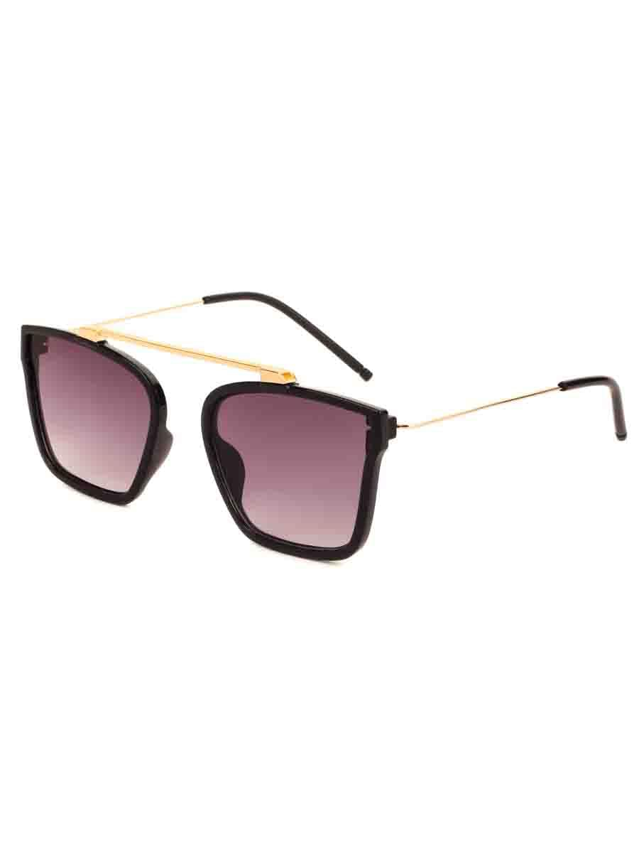 Солнцезащитные очки SUNFIX 704 Серые Золотистые