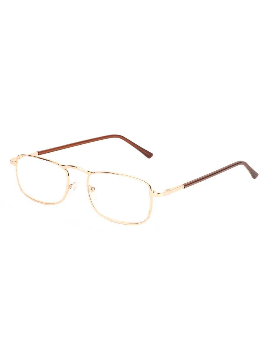 Готовые очки Восток 8808 Золотистые (Лектор металл), Не годен (-9.50)
