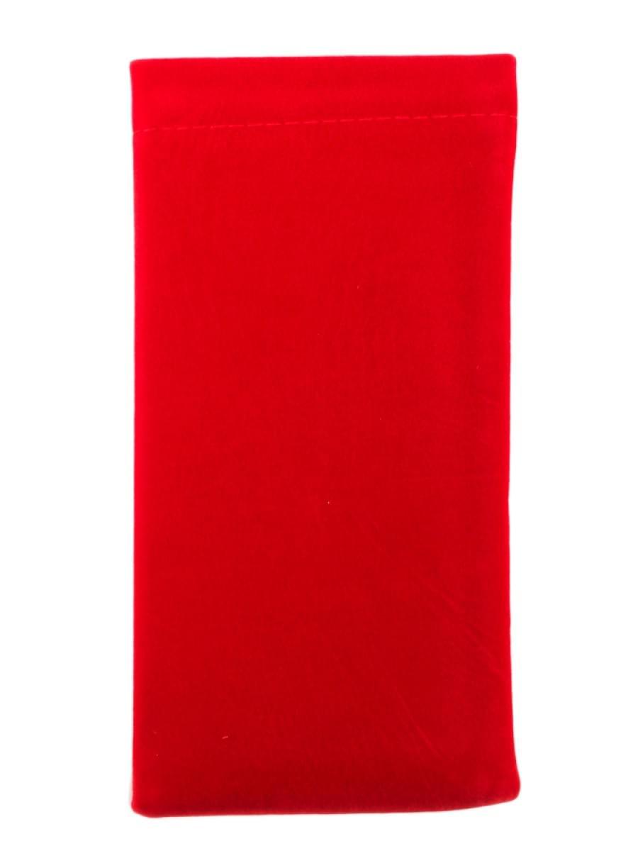 Мешочек для очков TAO 1 Красный широкий