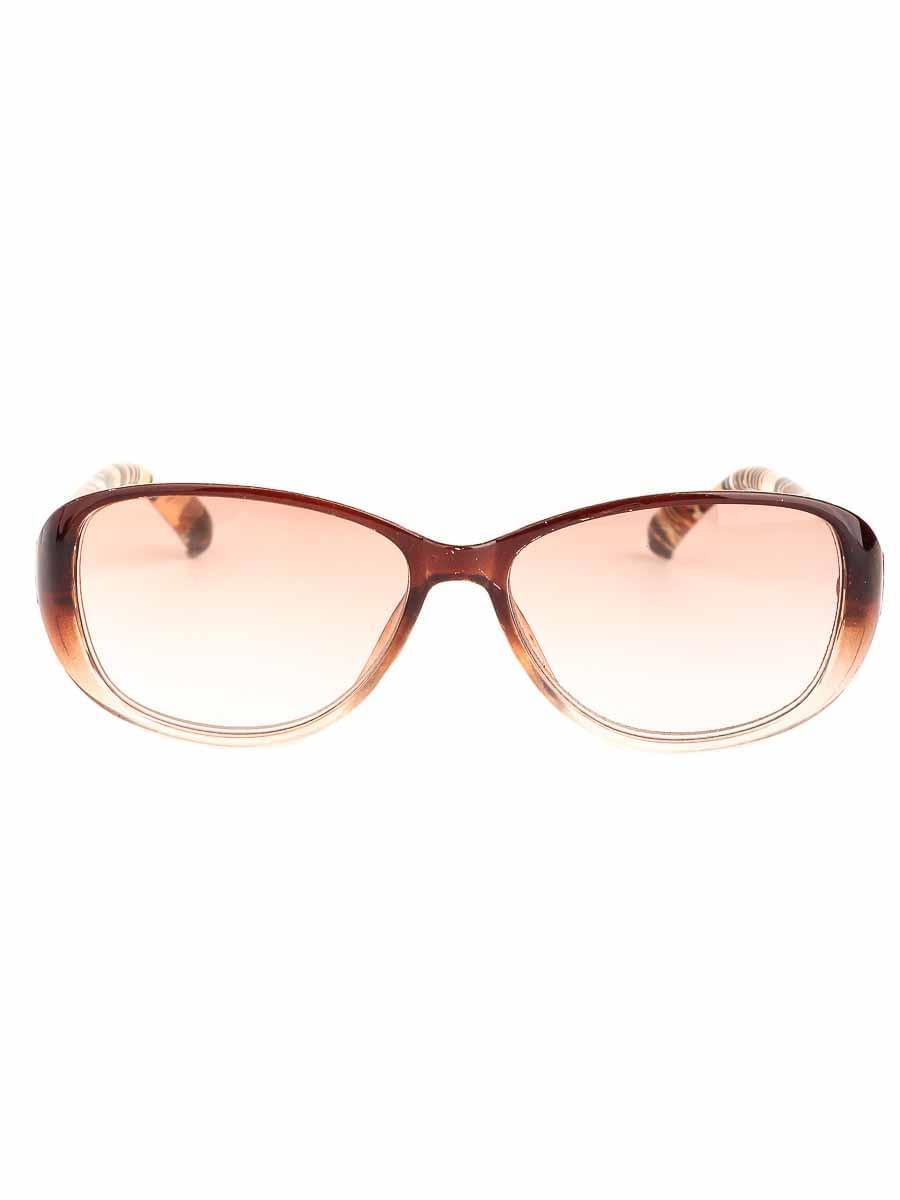 Готовые очки Восток 1319 Коричневые Тонированные (-9.50)