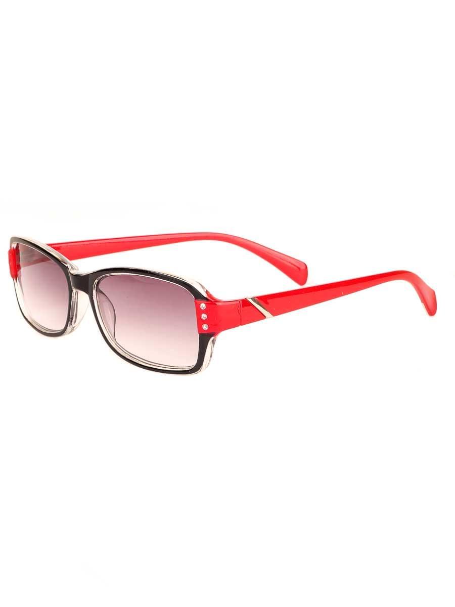 Готовые очки Восток 1320 Красные Тонированные (-9.50)