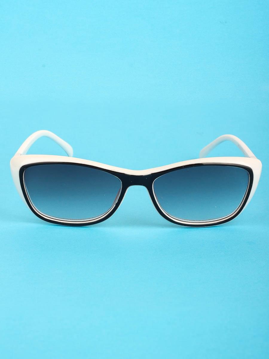 Готовые очки Восток 1322 Белые Тонированные
