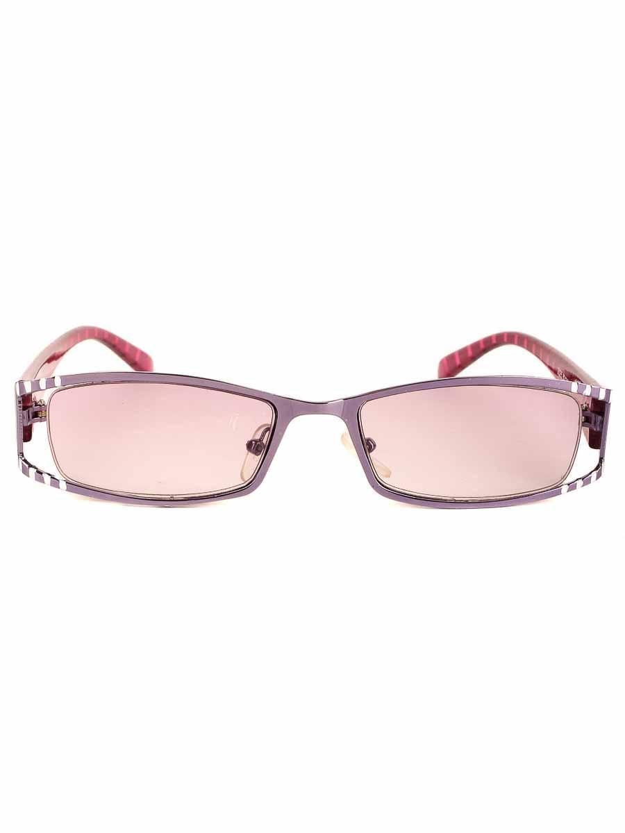 Готовые очки Восток 2025 Розовые Тонированные (-9.50)
