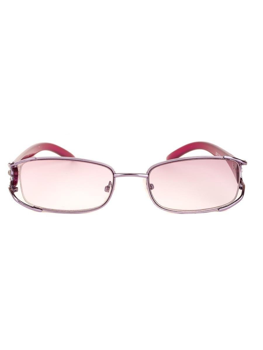 Готовые очки Восток 2027 Фиолетовые Тонированные