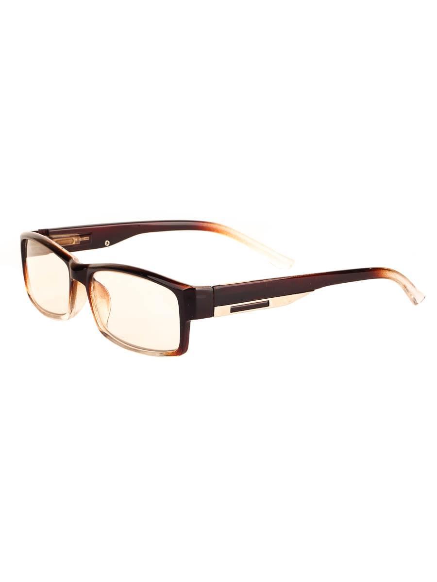 Готовые очки Восток 6613 Коричневые стеклянные