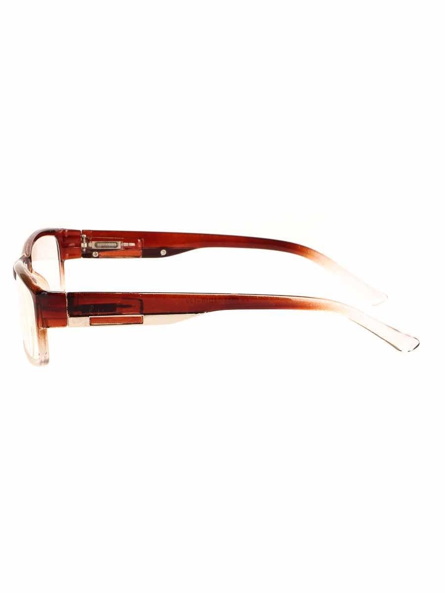 Готовые очки Восток 6613 Коричневые Фотохромные стеклянные