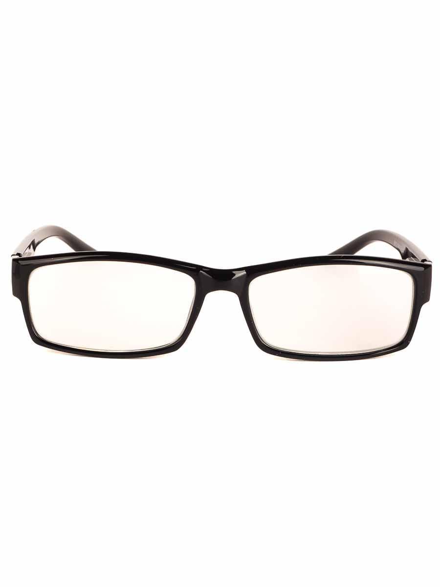 Готовые очки Восток 6613 Черные Фотохромные стеклянные