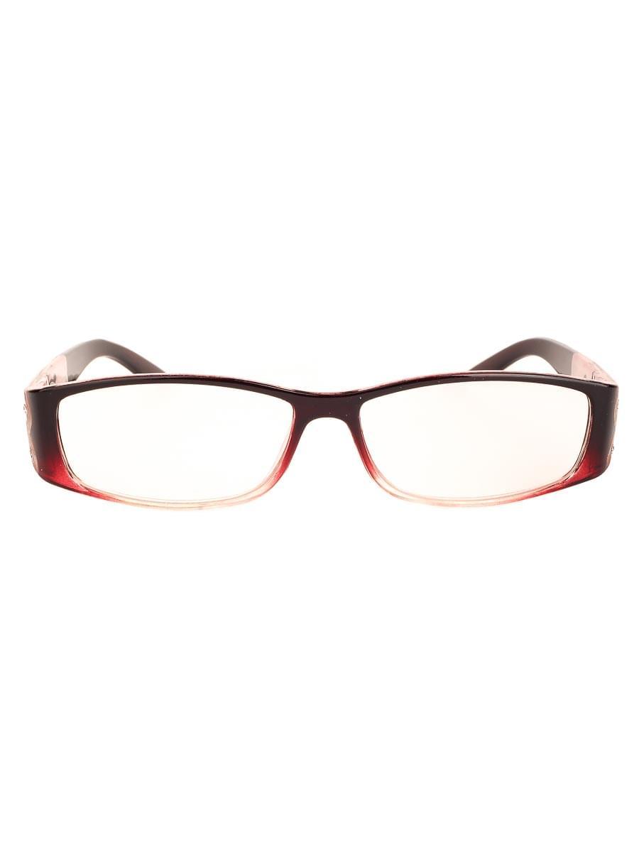 Готовые очки Восток 6614 Бордовые