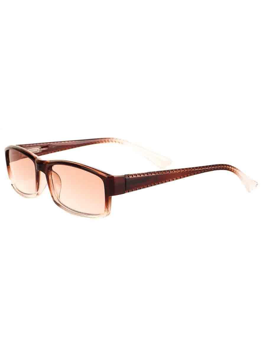 Готовые очки Восток 6616 Коричневые Тонированные