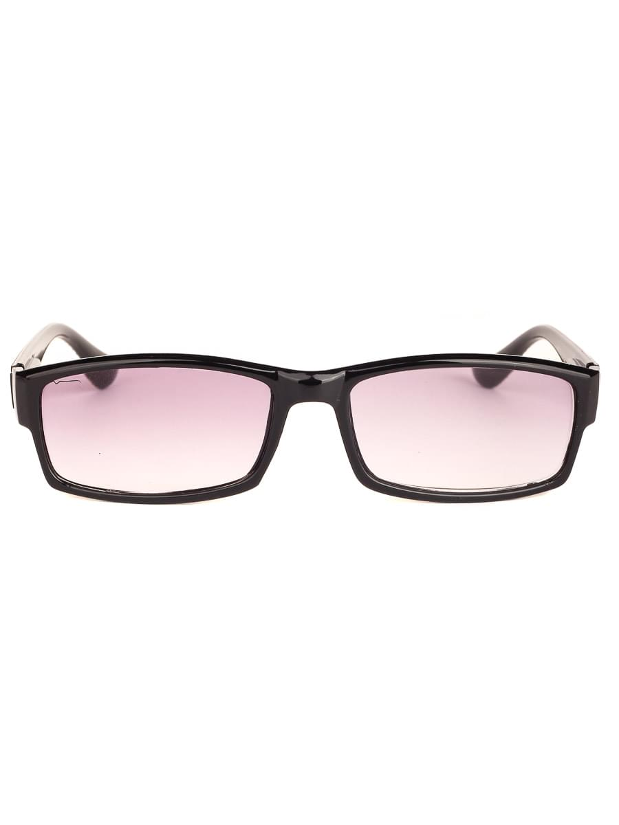 Готовые очки Восток 6616 Черные Тонированные
