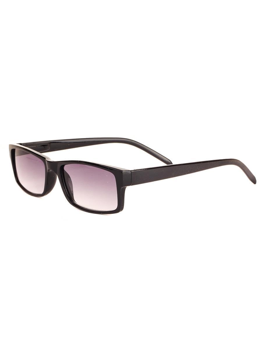 Готовые очки Восток 6617 Черные Тонированные