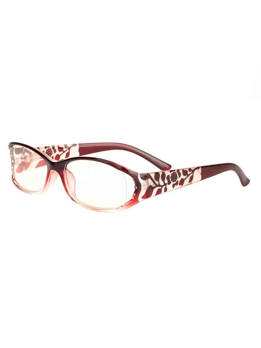 Готовые очки Восток 6618 Бордовые