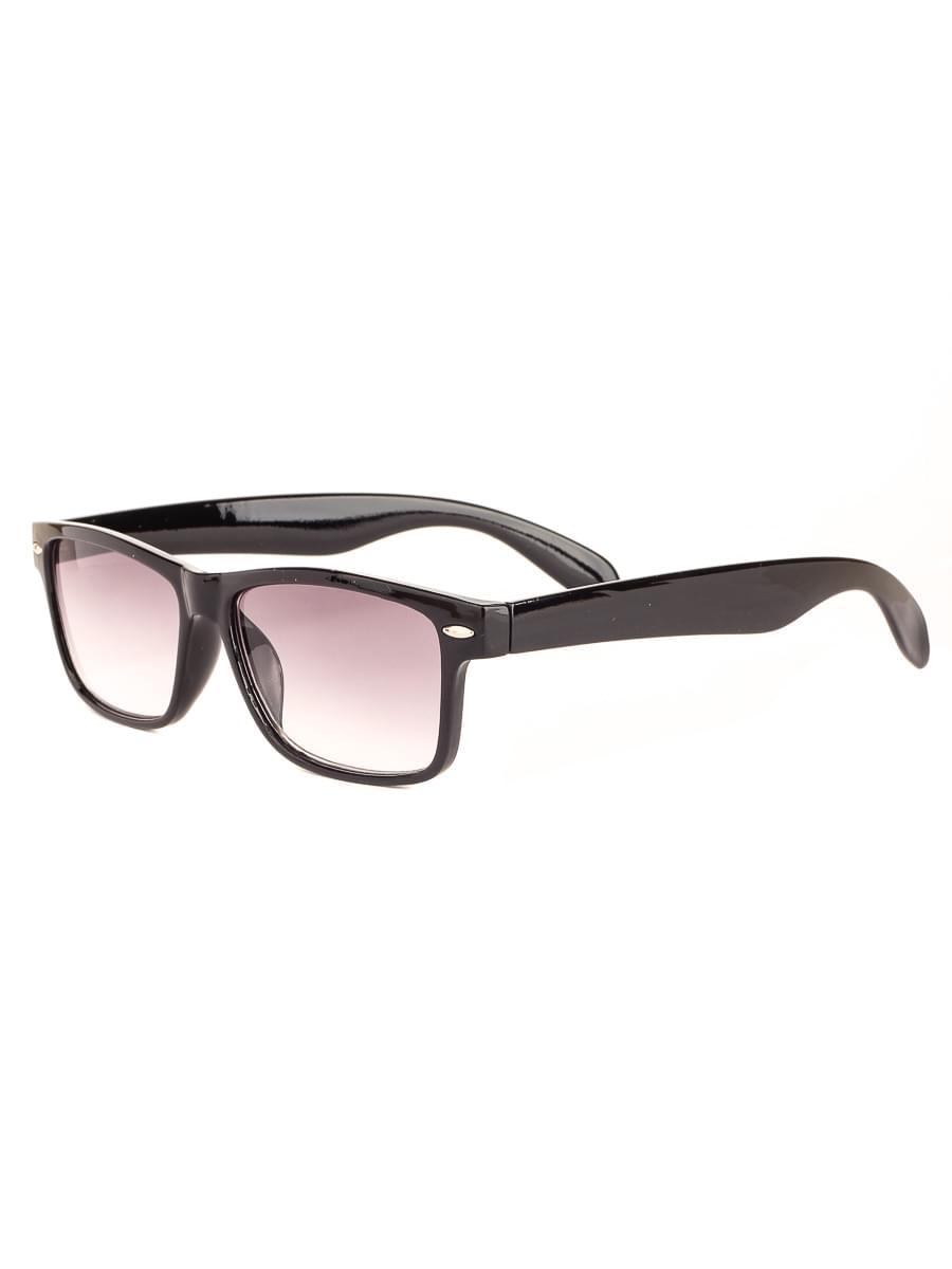 Готовые очки Восток 6619 Черные Тонированные