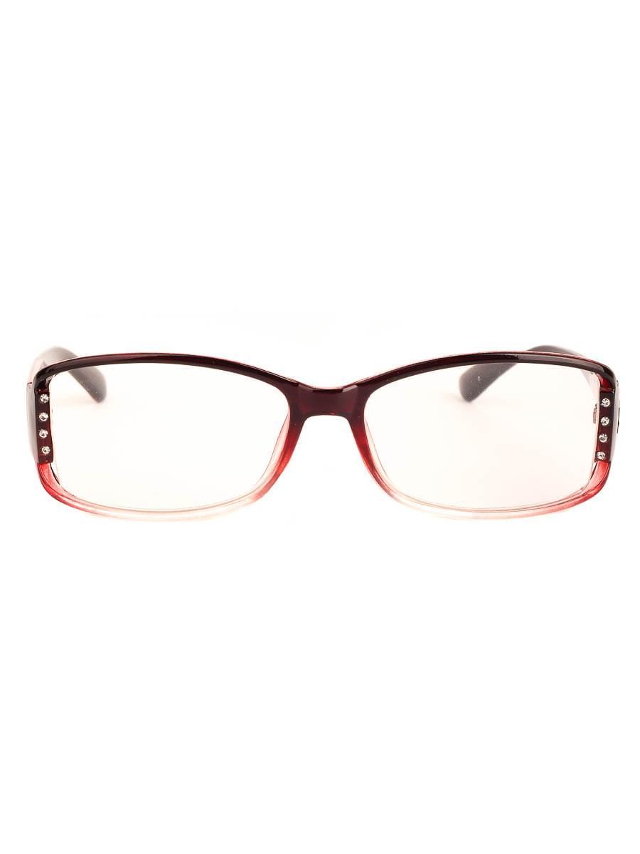 Готовые очки Восток 6621 Бордовые