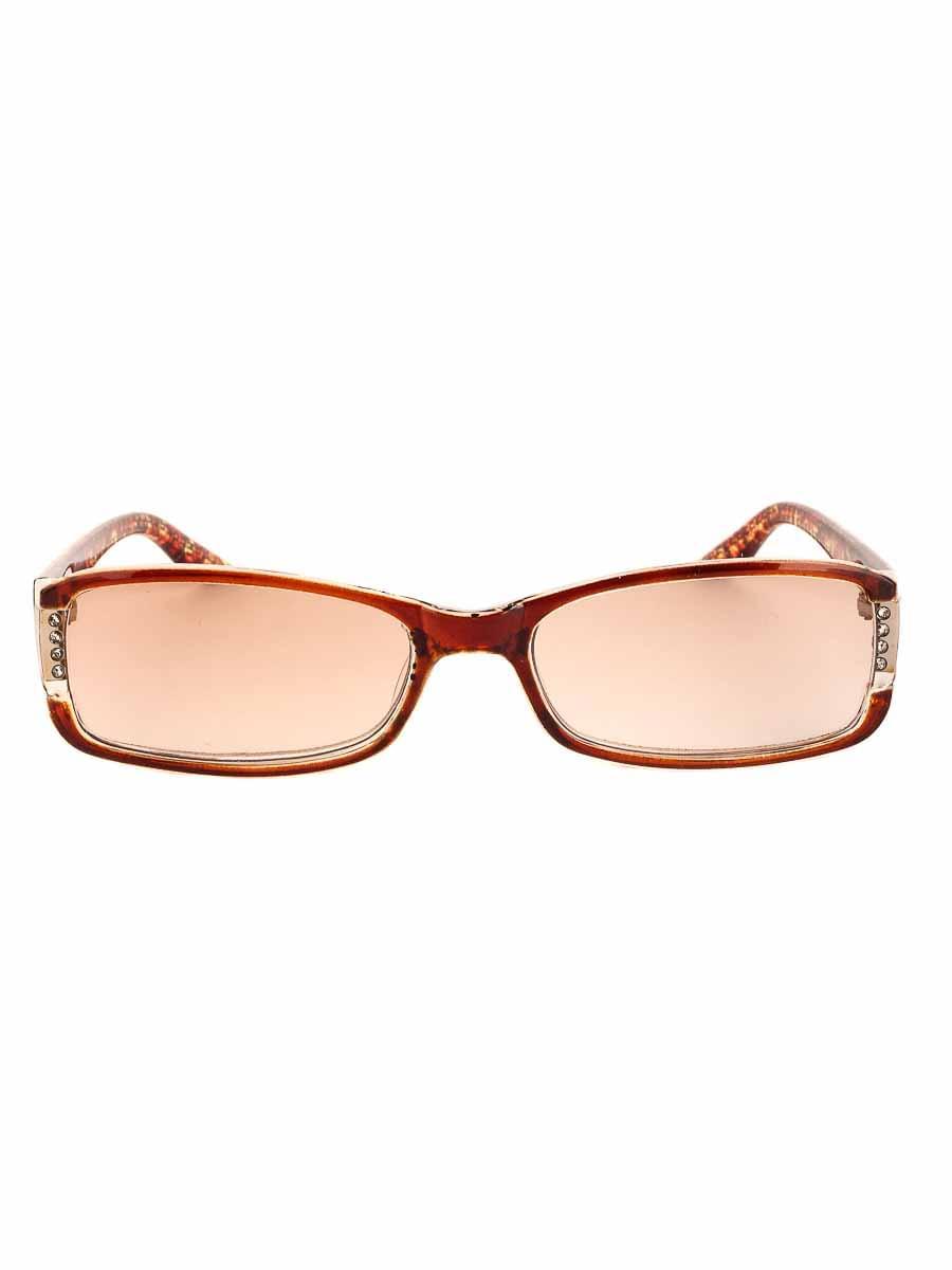 Готовые очки Восток 6622 Коричневые Тонированные