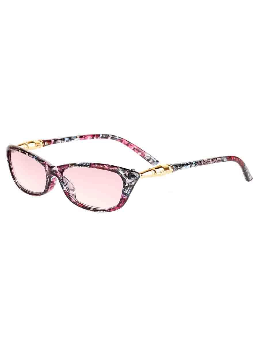 Готовые очки Восток 6623 Фиолетовые Тонированные (-9.50)