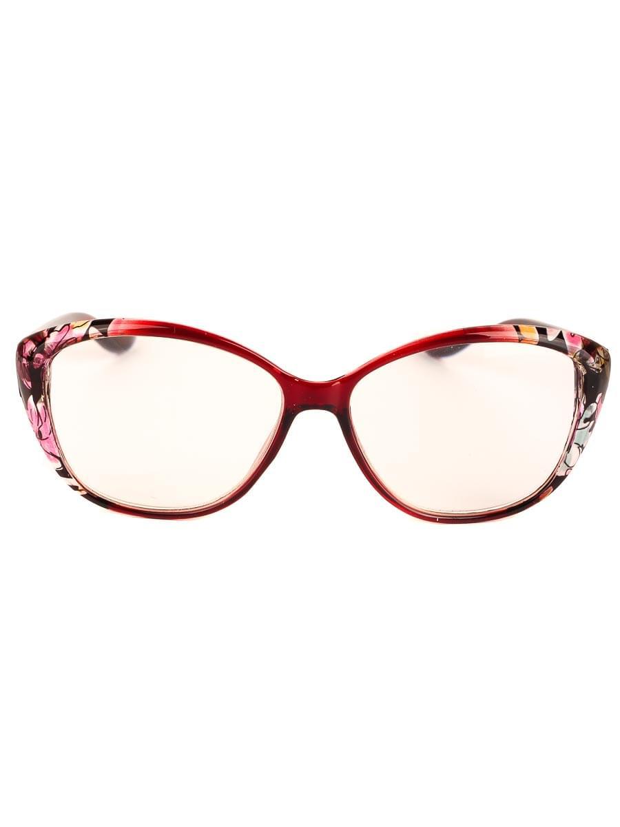 Готовые очки Восток 6630 Бордовые