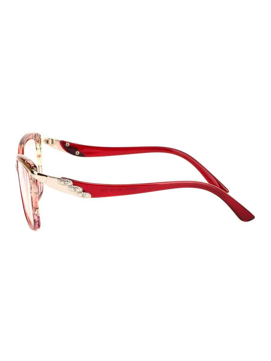 Готовые очки Восток 6631 Бордовые