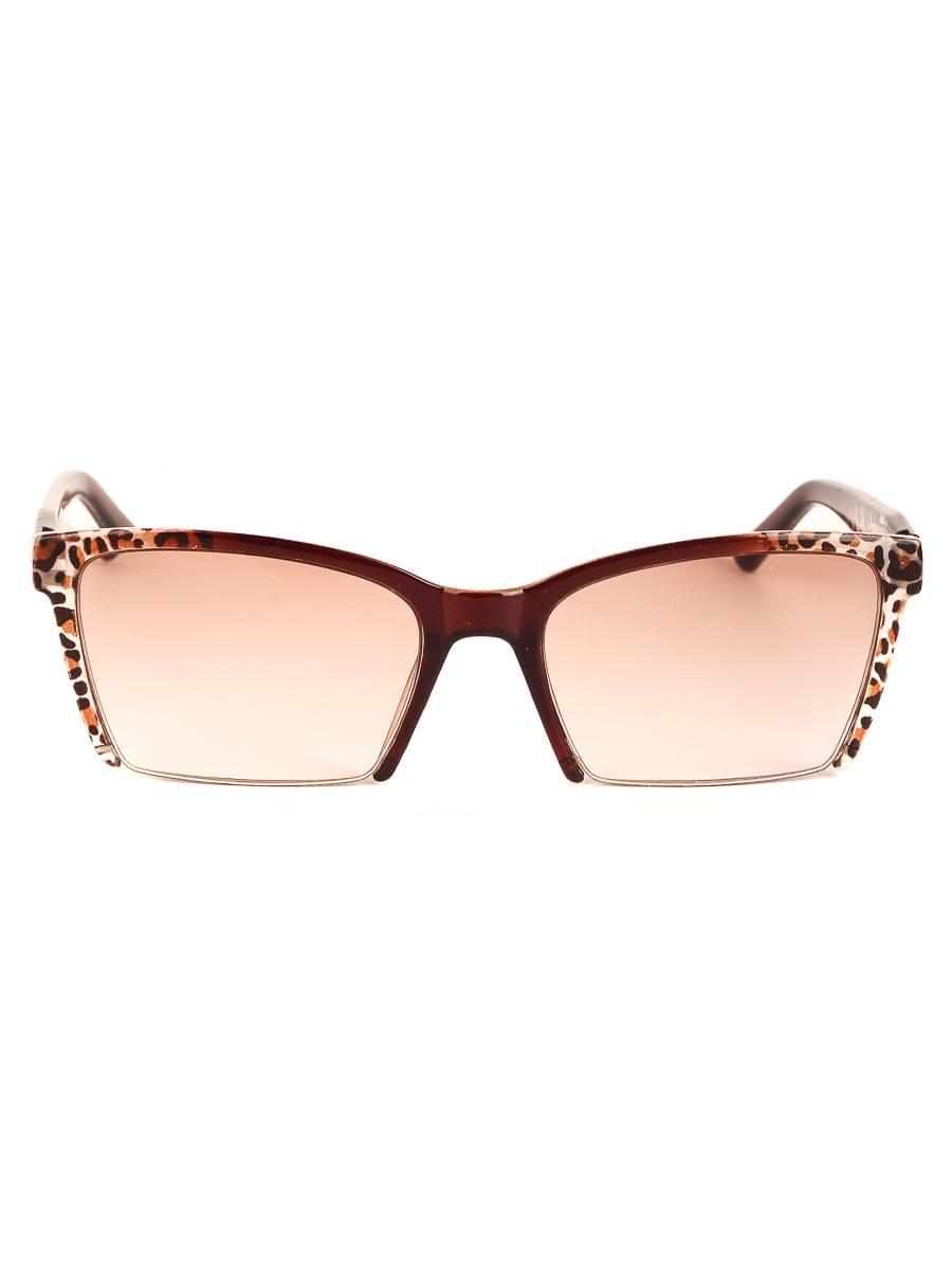 Готовые очки Восток 6636 Коричневые Тонированные