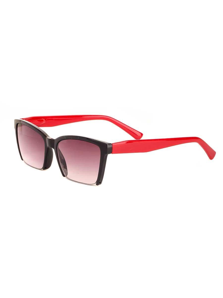Готовые очки Восток 6636 Красные Тонированные