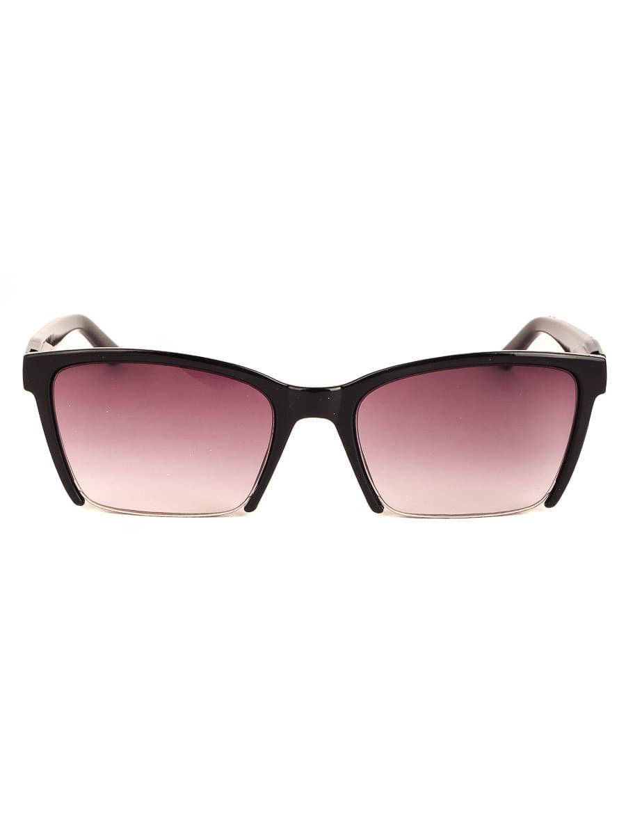 Готовые очки Восток 6636 Черные Тонированные