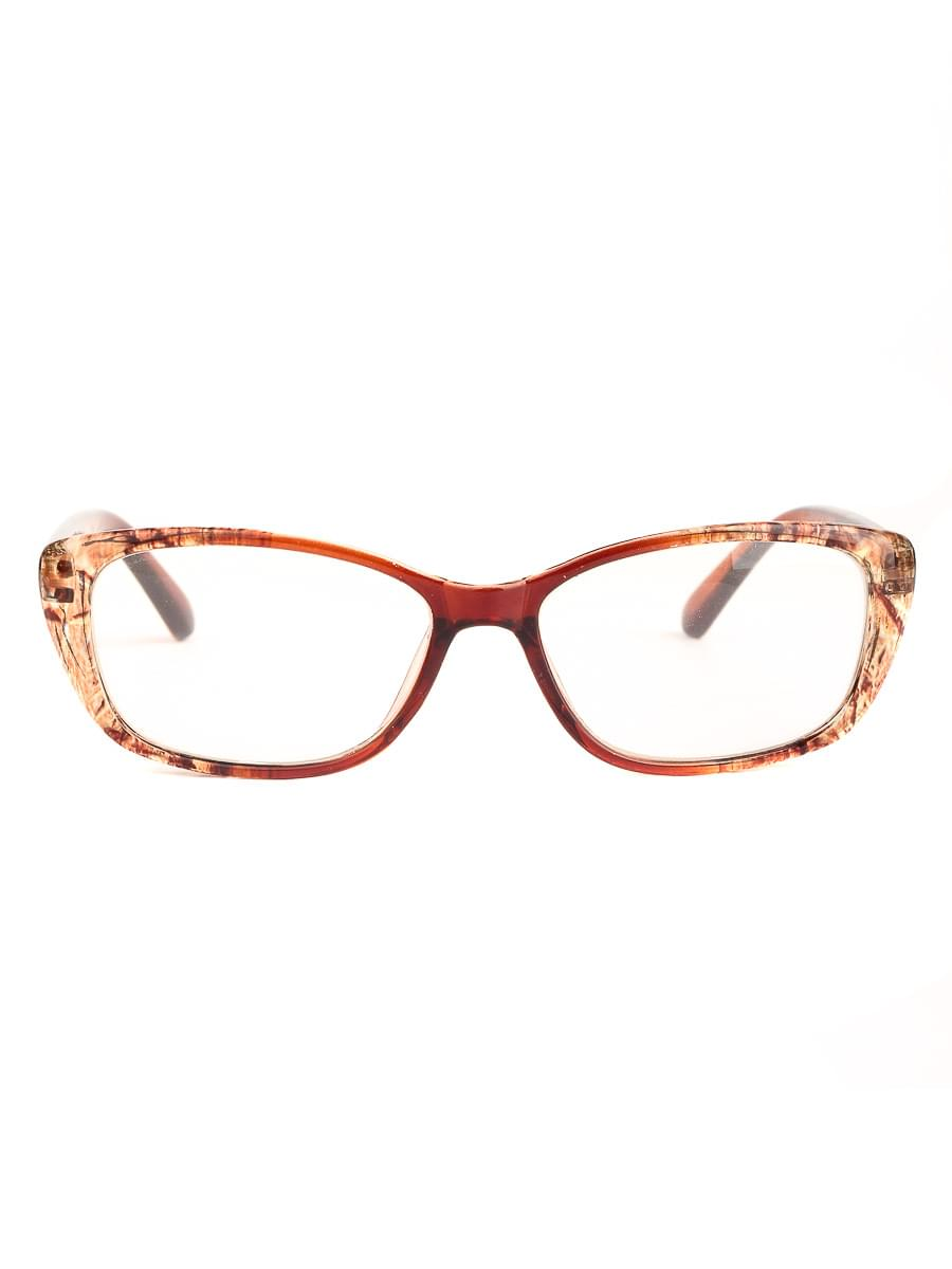 Готовые очки Восток 6637 Коричневые Стеклянные