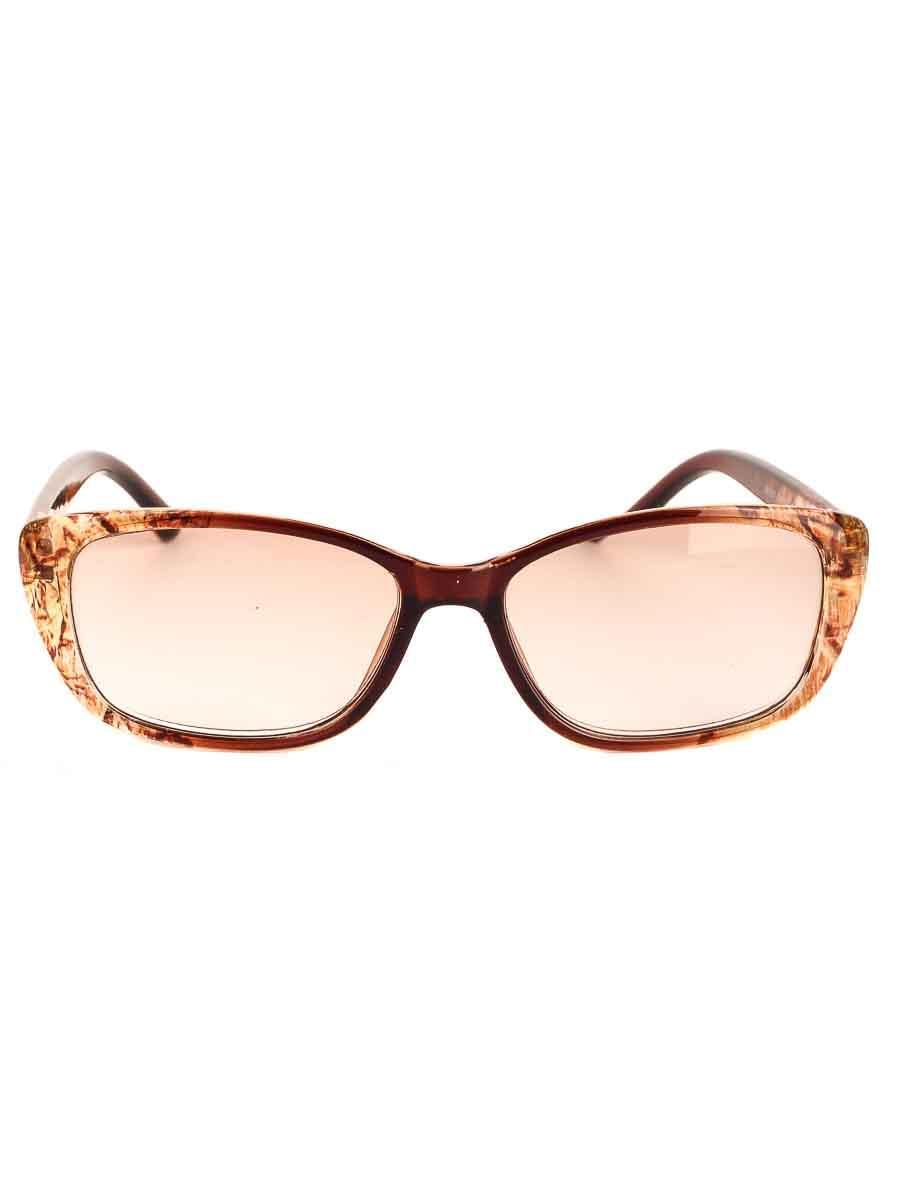 Готовые очки Восток 6637 Коричневые Тонированные