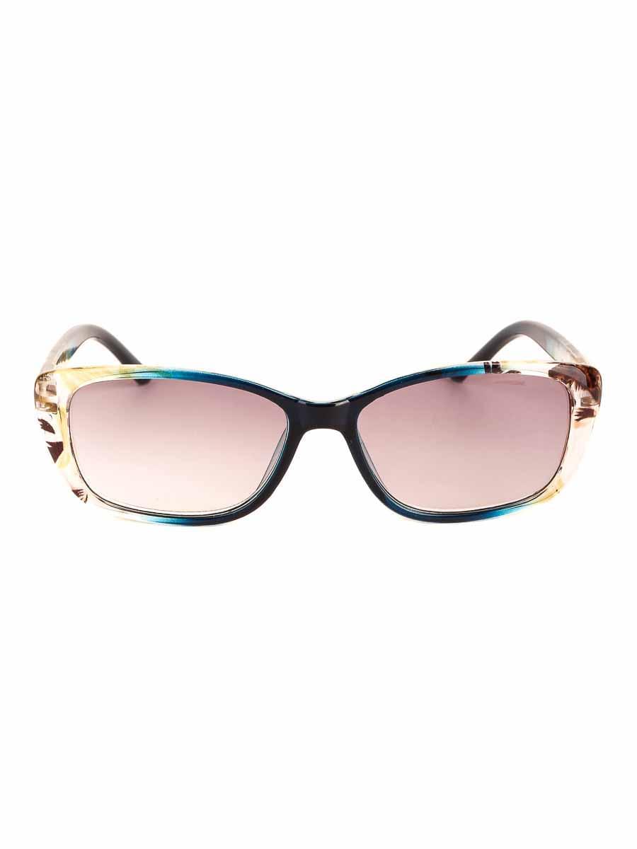 Готовые очки Восток 6637 Синие Тонированные