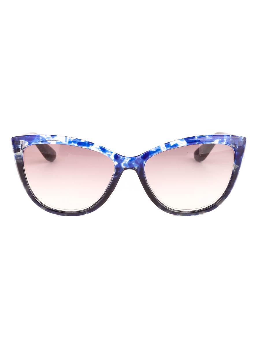 Готовые очки Восток 6639 Синие Тонированные