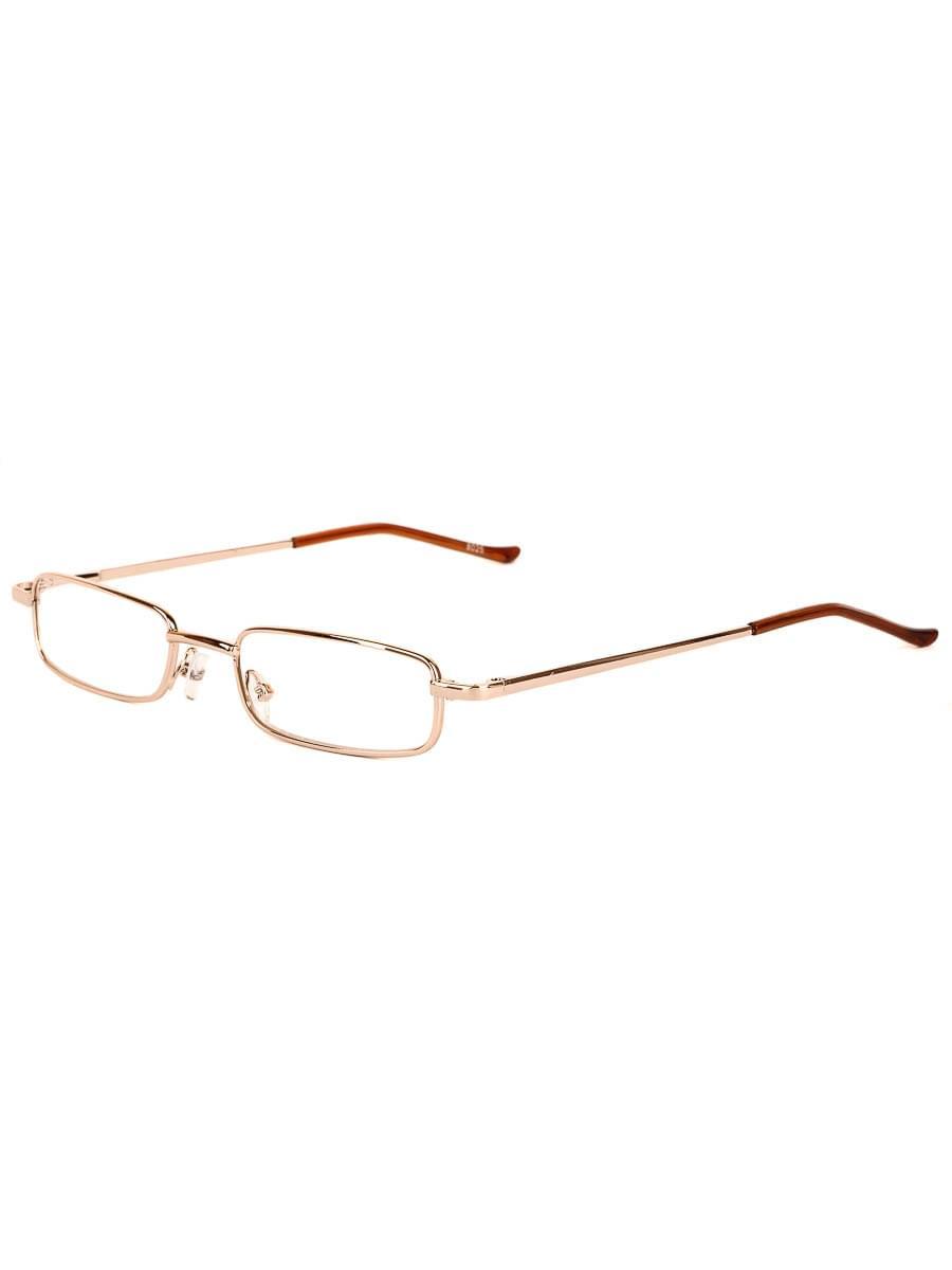 Готовые очки Восток 8026 Золотистые Ручка узкая