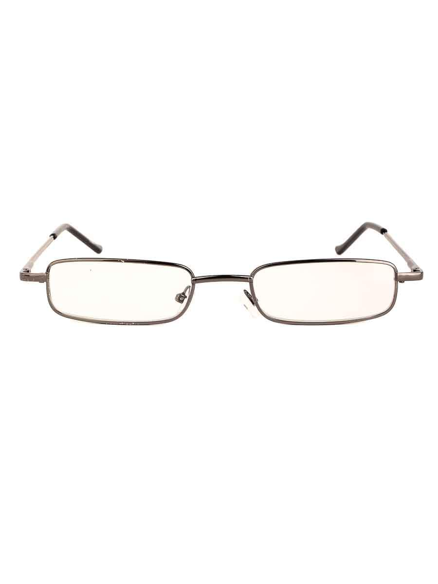 Готовые очки Восток 8026 Серые Ручка узкая