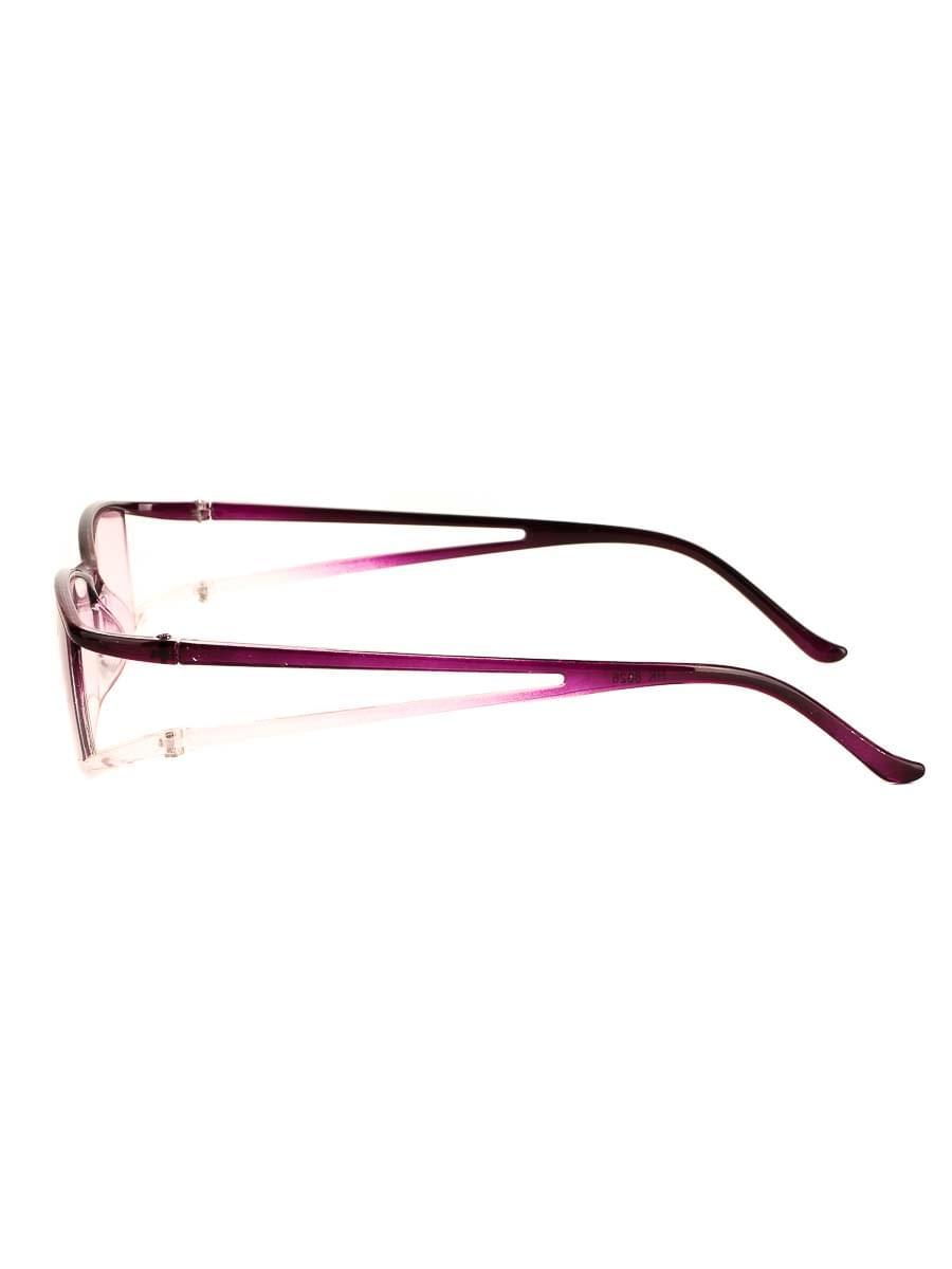 Готовые очки Восток 8826 Фиолетовые Тонированные