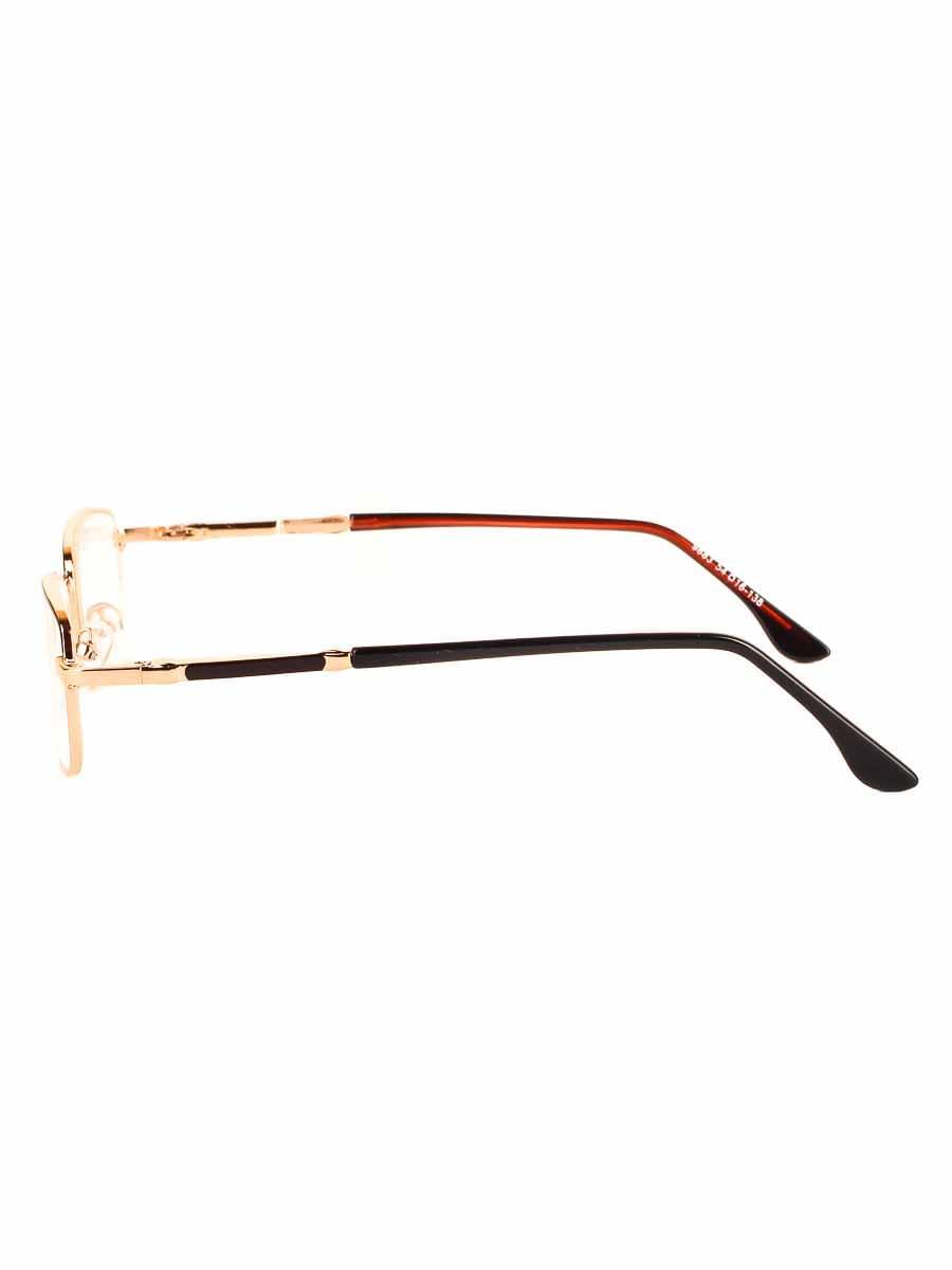 Готовые очки Восток 9883 Золотистые Фотохромные